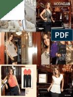Catálogo de línea Otoño Invierno 2013