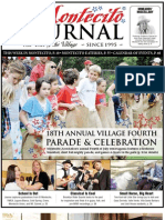 18th Annual Village Fourth Parade & Celebration