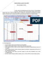 Tutorial Excel 2007 Basic o
