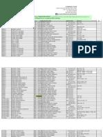 Tarjetas en El Plan Al 27-6-2013