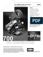 Power Contactor 1250 a - Hubbell