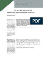 LYSARDO-DIAS D_ Construção e a desconstrução de esteriótipos pela publicidade brasileira_ A