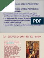 EL LAZARILLO, LIBRO PROHIBIDO.