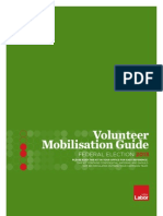 Volunteer Mobilisation Guide