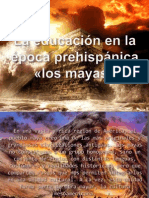 Exposicion de Los Mayas