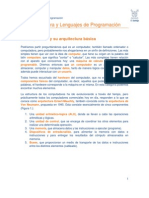 2 - Arquitectura y Lenguajes de Programacion