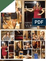 """Catálogo especial Otoño Invierno 2013 """"Yuridia"""""""