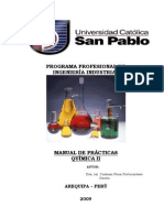 Manual Quimica II