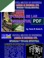 Tipologia de Las Estructuras