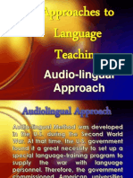 Audio Lingualism