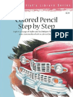 Colored Pencil Step by Step