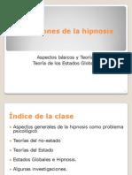 Clase 2 - Definiciones de La Hipnosis