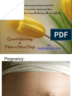Changes Ofpregnancy