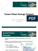 C. Tynan - Texas Clean Energy Project (TCEP)