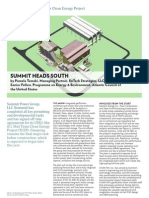 Summit Heads South - P. Tomski (April 2012)