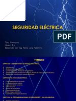 Seguridad Electrica 2013