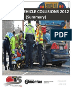 Collisions 2012 Annual Report Summary
