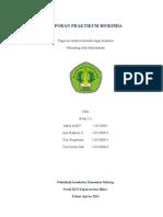 Cover Laporan Praktikum Biokimia