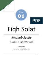Microsoft Word Fiqh Solat Mazhab Syafie Modul 01