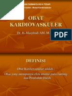 OBAT KARDIOVASKULER