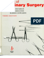 Atlas of Veterinary Surgery