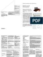 Produktinfo Rechtschutzversicherung bei GutGuenstigVersichert
