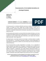 CONFERENCIA Simbolismo y Francmasoneria