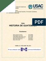 Historia de Guatemala 2