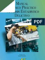 Manual teórico Práctico de Análisis Estadísticos Delictivo