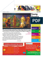 YOCee Newsletter April 2009