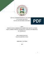 Diseño aplicado a las PYMES como una estrategia de competitividad en la Ciudad de Riobamba