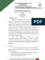 laporan pertanggung jawaban LDK