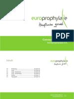 Corporate Design Manual PrimäRfarben