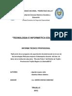 Informe Tecnico Final 2012[2]
