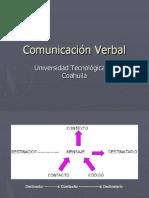 Comunicación Verbal Todo