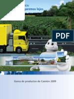 Gama productos camión 2009 ES