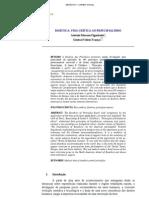 Bioética - Uma crítica ao Principialismo - A. M. Figueiredo e G. V. França