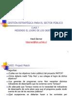 001 Clase 7 Indicadores Desempeno y Evaluacion de Programas -MML- 26julio