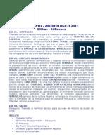 Huancayo Arqueologico 3-2 2013 Manual (1)