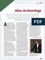 Rumsfeldian Archaeology
