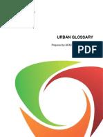 Urban Glossary