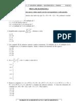 Mat 20081 a No Prova