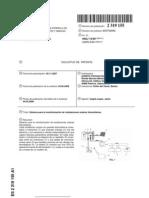 Sistema para la monitorización de instalaciones solares fotovoltaicas.