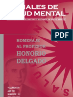 Honorio Delgado