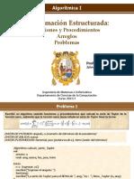 Problemas Resueltos Parte II Algoritmica I 2013 - I
