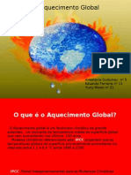 Aquecimento Global 2003