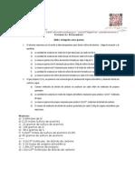 Práctica sobre Moles , UMAS, GRAMOS y  # de Avogadro