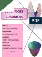 superficies cuadricas
