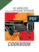Manual Guide TOA Wireless Mic0