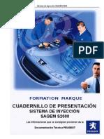 Sagem S-2000 Instructivo Peugeot